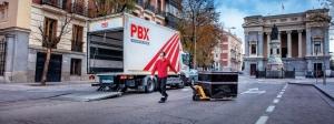 camion reparto - palibex - transporte urgente durante coronavirus - transporte urgente durante covid 19 - transporte de palés durante coronavirus - transporte de palés durante covid 19