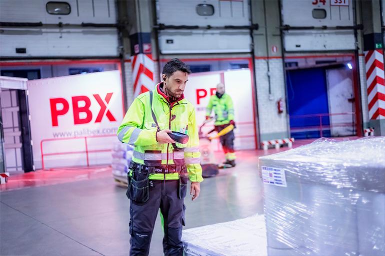 Soluciones Tecnológicas transporte - Palibex