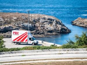 transporte urgente en menorca grupamar - palibex