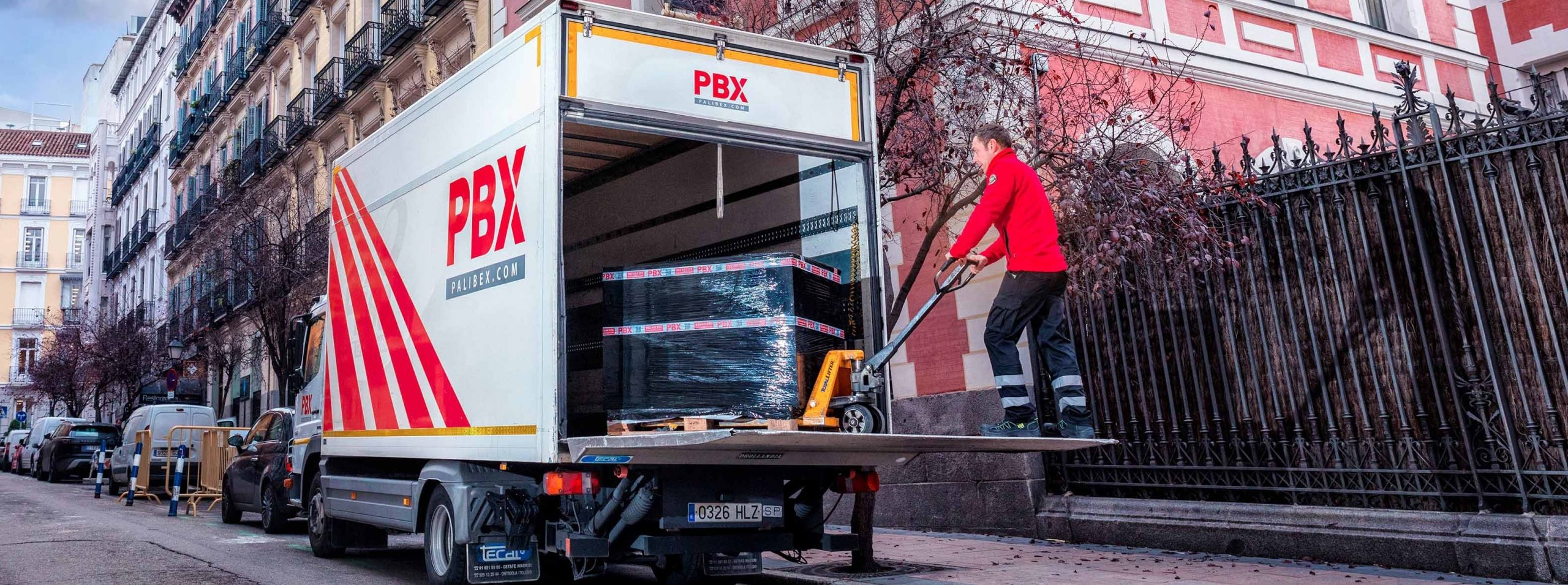 saturday pallet deliveries in Spain - Palibex