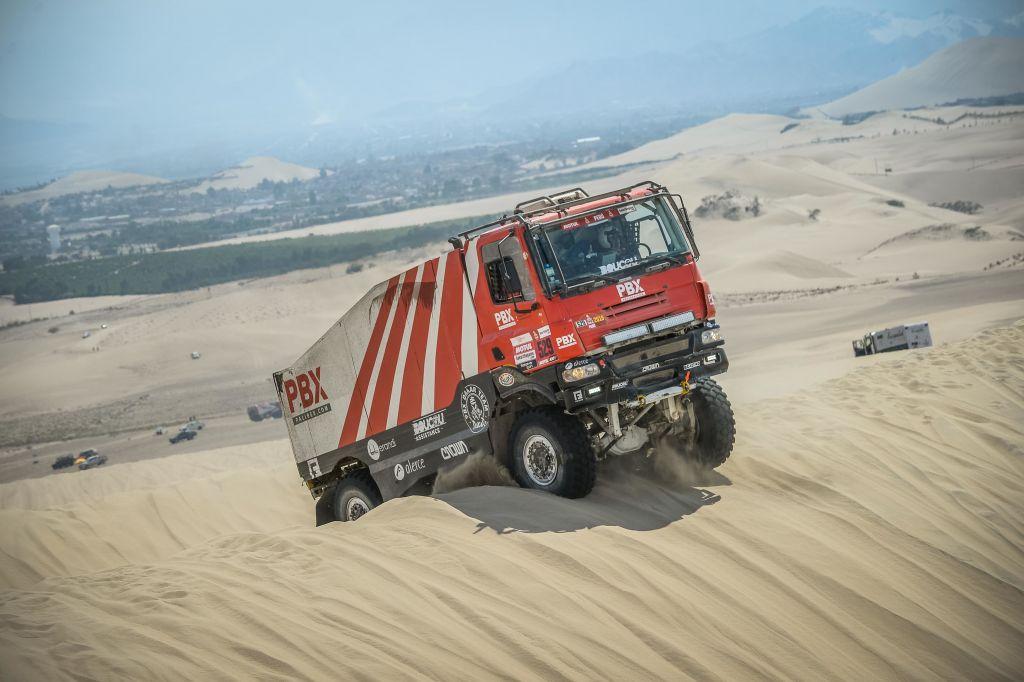 Dakar 2021 - PBX Dakar Team - Palibex