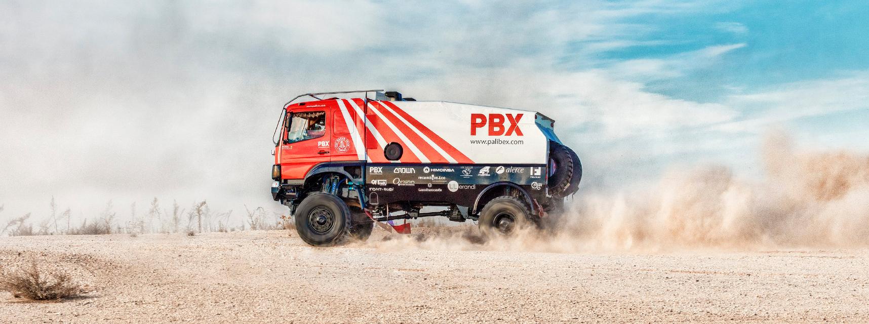 Dakar 2021 - PBX Dakar Team - Palibex -1
