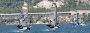 PBX Sailing Team - Wazsp - Lago di Garda